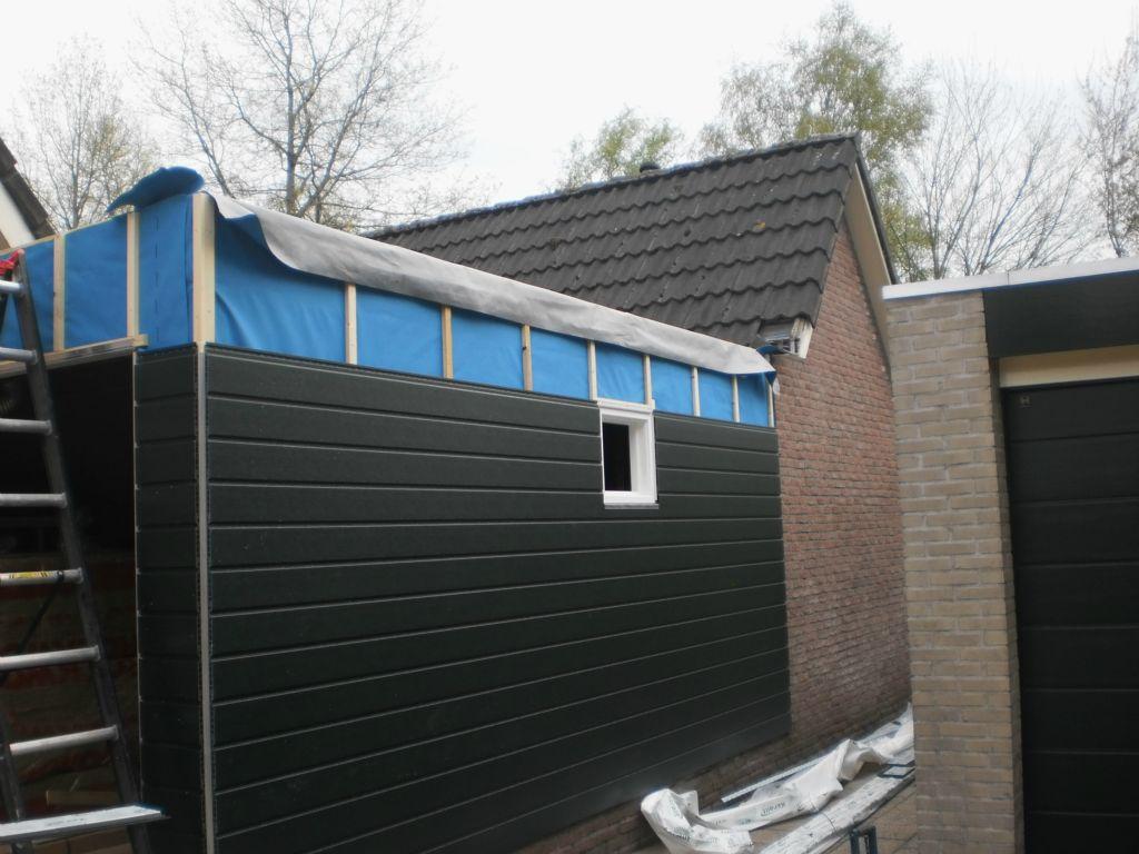 Isoleren Garage Kosten : ≥ renoveren en isoleren buitenwanden huis schuur of garage