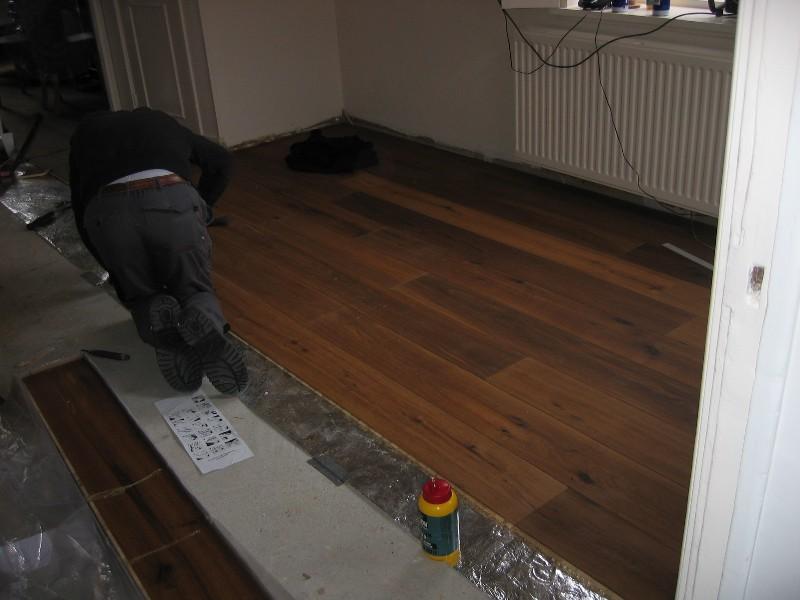 Eiken vloer leggen dedemsvaart u203a houvast bouw